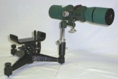 Wichita Rifle Rest with Spotting Scope Adapter